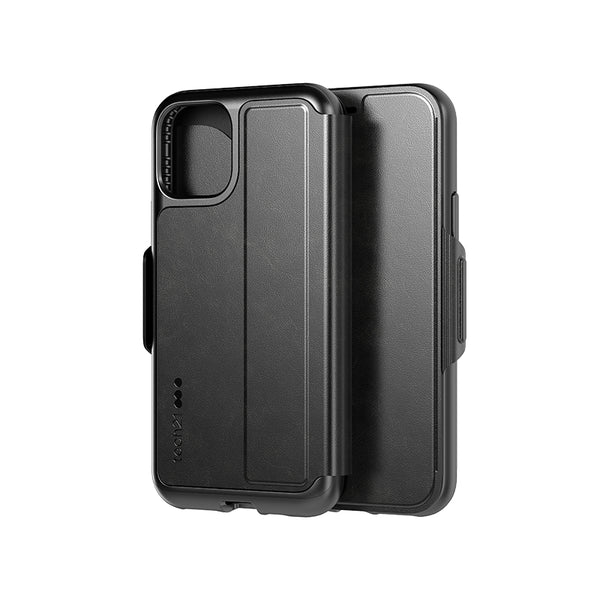"Shop Australia stock Tech21 Evo Wallet Folio Case For iPhone 11 Pro (5.8"") - Black with free shipping online. Shop TECH21 collections with afterpay"