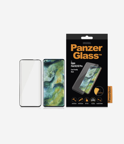 oppo find x2 pro tempered glass from panzerglass australia. shop online with afterpay payment at syntricate