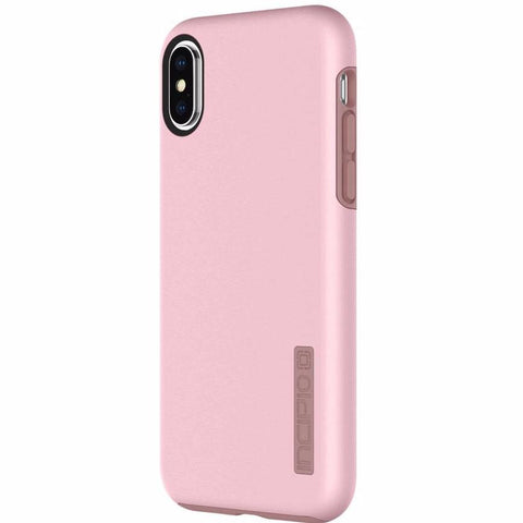 Shop Australia stock INCIPIO DUALPRO PROTECTIVE CASE FOR IPHONE XS/X - ROSE QUARTZ with free shipping online. Shop Incipio collections with afterpay
