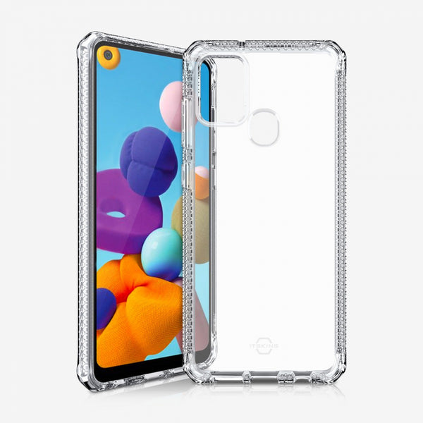 protective clear case for samsung a21s australia