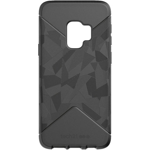 TECH21 TACTICAL RAW FLEXSHOCK CASE FOR GALAXY S9 - BLACK