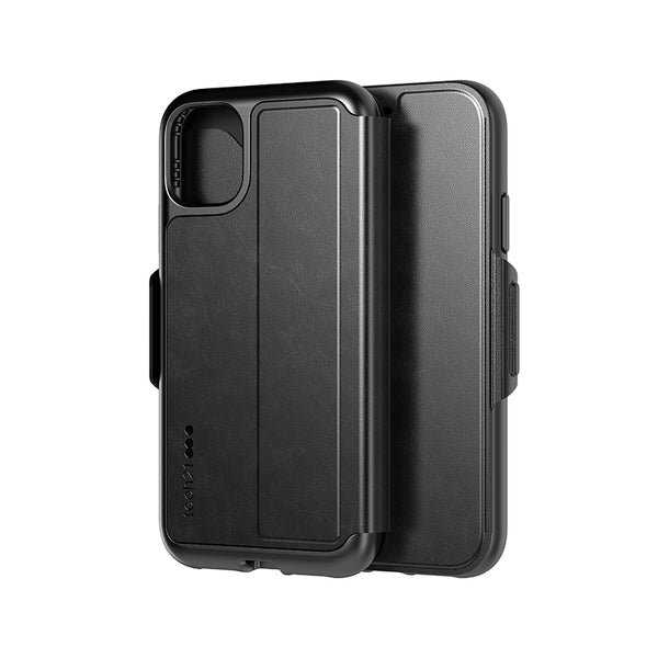 "Shop Australia stock Tech21 Evo Wallet Folio Case For iPhone 11 (6.1"") - Black with free shipping online. Shop TECH21 collections with afterpay"