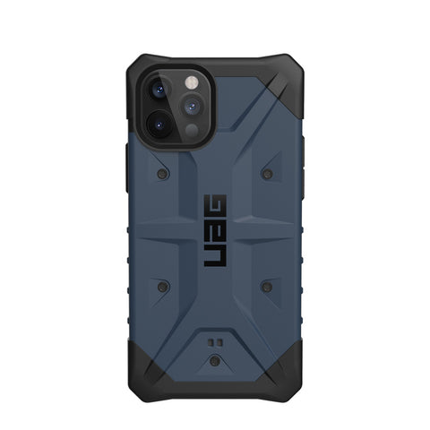 "Get the latest iPhone 12 Pro Max (6.7"") UAG Pathfinder Rugged Armor Shell Case - Mallard Online local Australia stock."