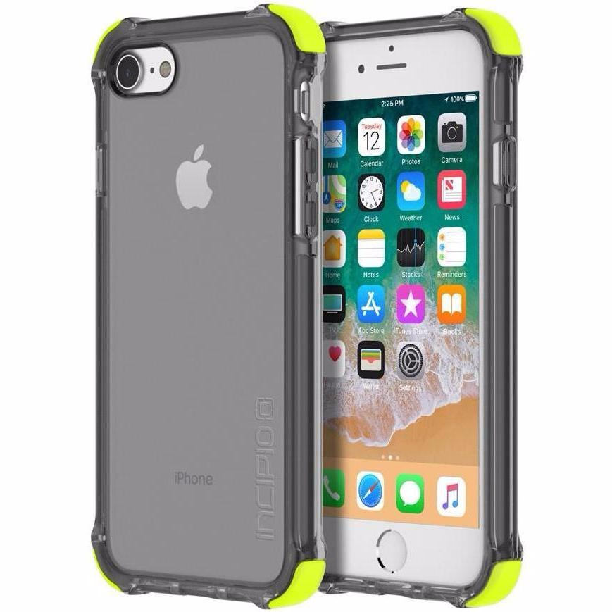 Where place to buy genuine Incipio Reprieve [Sport] Rugged Case for iPhone 8/7 - Volt/Clear. Free express shipping Australia wide only on Syntricate. Australia Stock