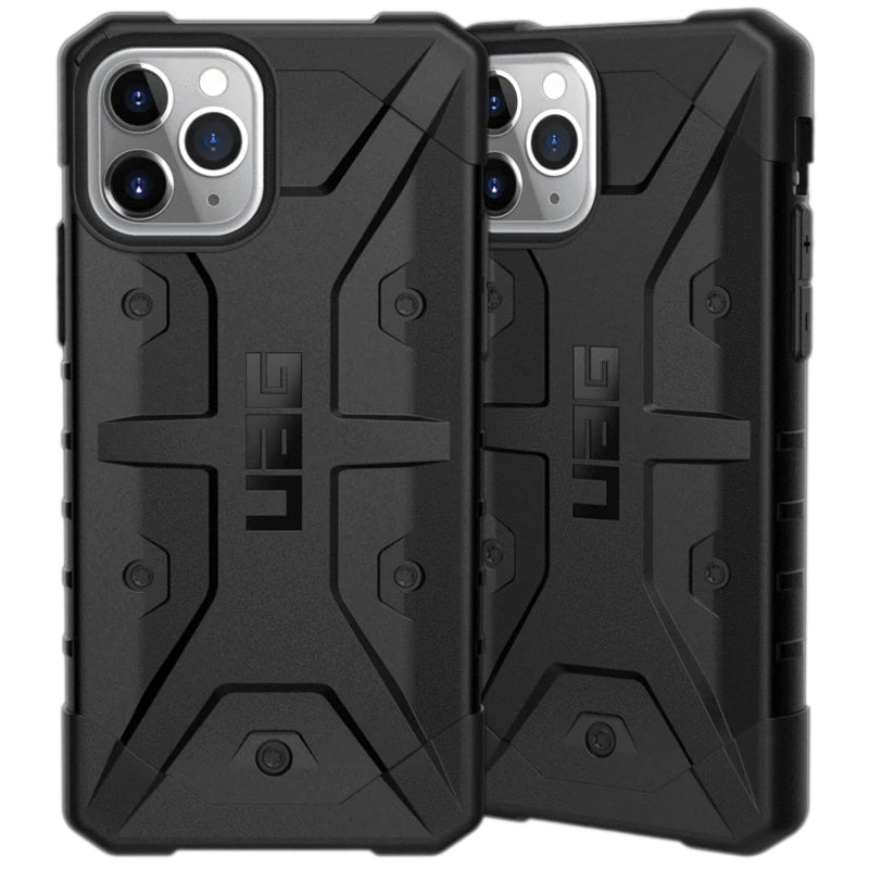 "Shop Australia stock UAG Pathfinder Rugged Case for iPhone 11 Pro (5.8"") - Black with free shipping online. Shop UAG collections with afterpay Australia Stock"