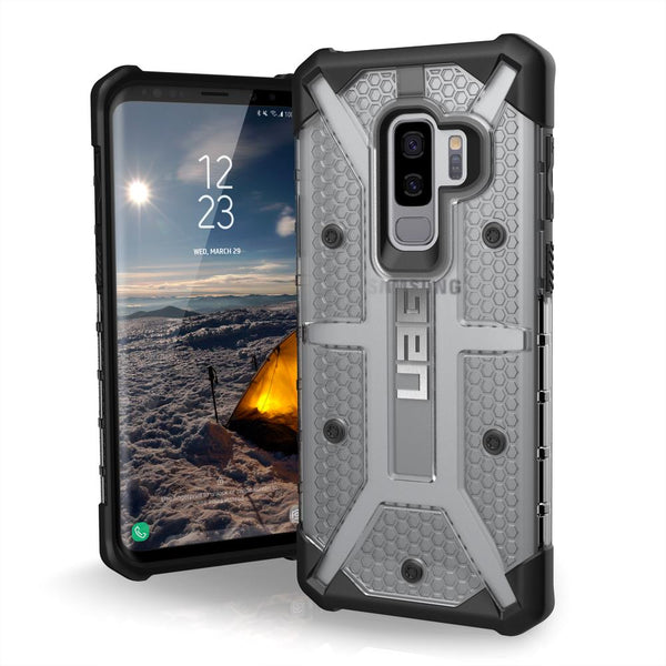 new and genuine uag plasma armor shell case for samsung galaxy s9 plus