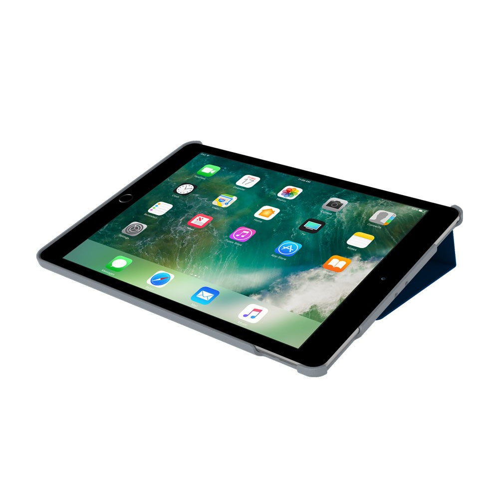 INCIPIO FARADAY FOLIO CASE WITH MAGNETIC FOLD OVER CLOSURE FOR IPAD PRO 10.5 (2017)- NAVY Australia Stock