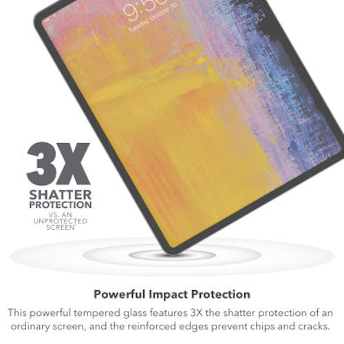 Shop Australia stock ZAGG INVISIBLESHIELD GLASS + VISIONGUARD SCREEN PROTECTOR FOR iPAD PRO 11-INCH (2018) with free shipping online. Shop ZAGG collections with afterpay Australia Stock