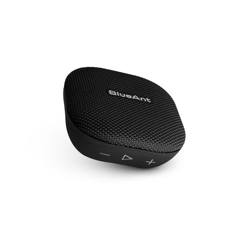 Shop Australia stock BLUEANT X0 Portable 6 Watt Bluetooth Speaker - Black with free shipping online. Shop BlueAnt collections with afterpay