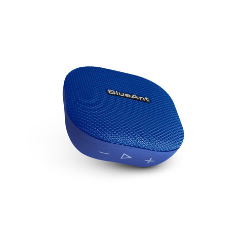 Shop Australia stock BLUEANT X0 Portable 6 Watt Bluetooth Speaker - Blue with free shipping online. Shop BlueAnt collections with afterpay