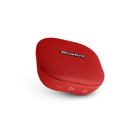 Shop Australia stock BLUEANT X0 Portable 6 Watt Bluetooth Speaker - Red with free shipping online. Shop BlueAnt collections with afterpay