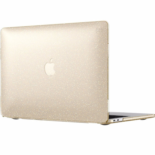 Place to buy genuine Speck Smartshell Glitter Hardshell Case For Macbook Pro 13 Inch (Usb-C) - Gold. Free express shipping Australia wide from authorized distributor Syntricate.