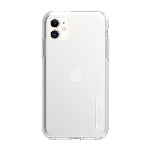 "INCIPIO DualPro Dual Layer Case for iPhone 11 (6.1"") - Clear"