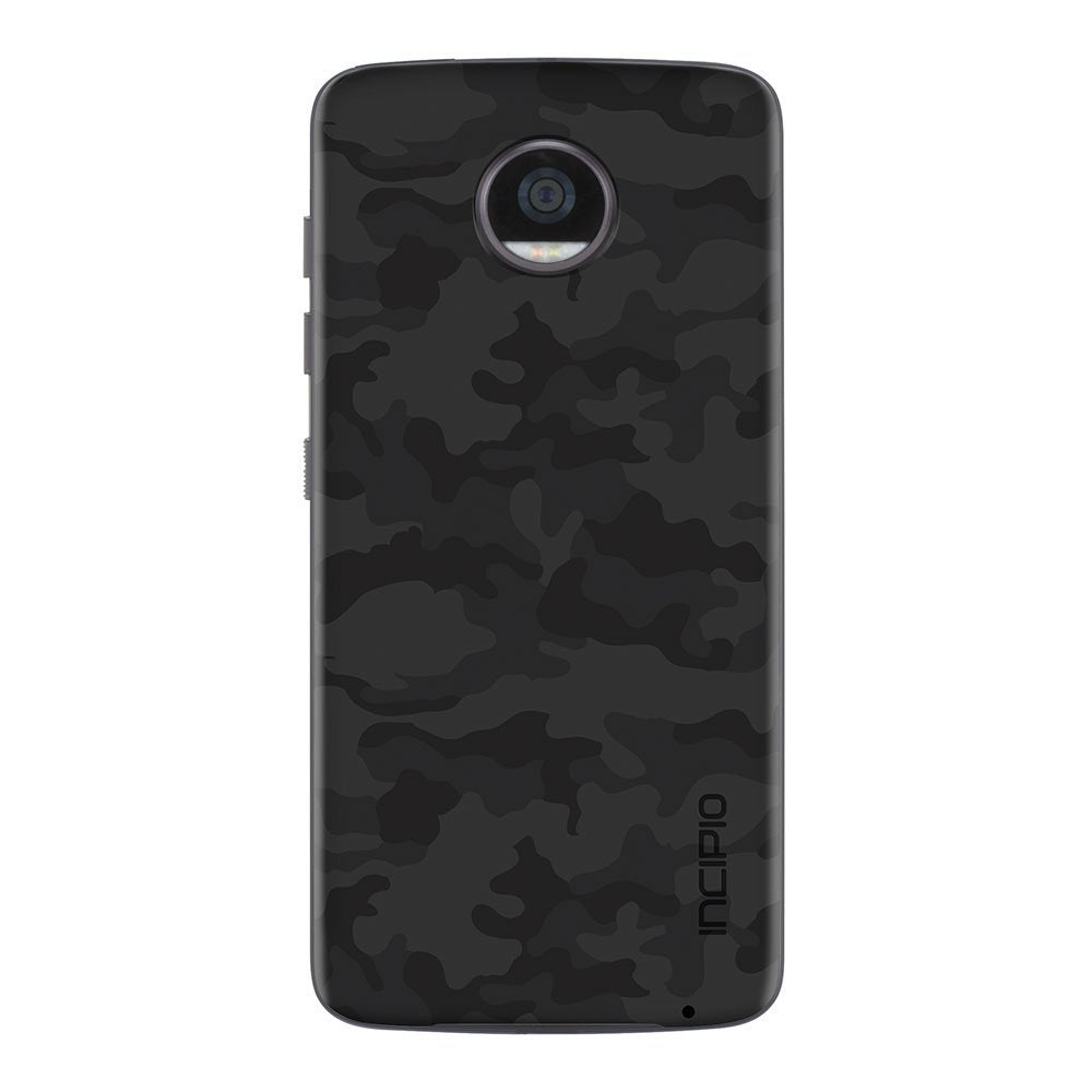 Shop Australia stock INCIPIO INTERCHANGEABLE BACK PLATE FOR MOTO Z2 FORCE/ Z2 PLAY - CAMO BLACK with free shipping online. Shop Incipio collections with afterpay Australia Stock