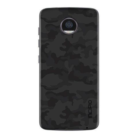 Shop Australia stock INCIPIO INTERCHANGEABLE BACK PLATE FOR MOTO Z2 FORCE/ Z2 PLAY - CAMO BLACK with free shipping online. Shop Incipio collections with afterpay