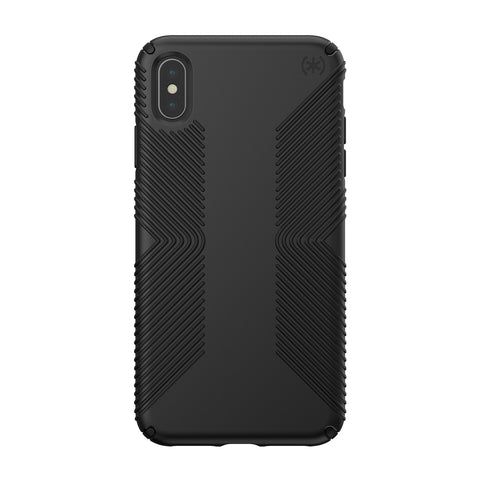 premium grip black case from speck for iPhone xs max.