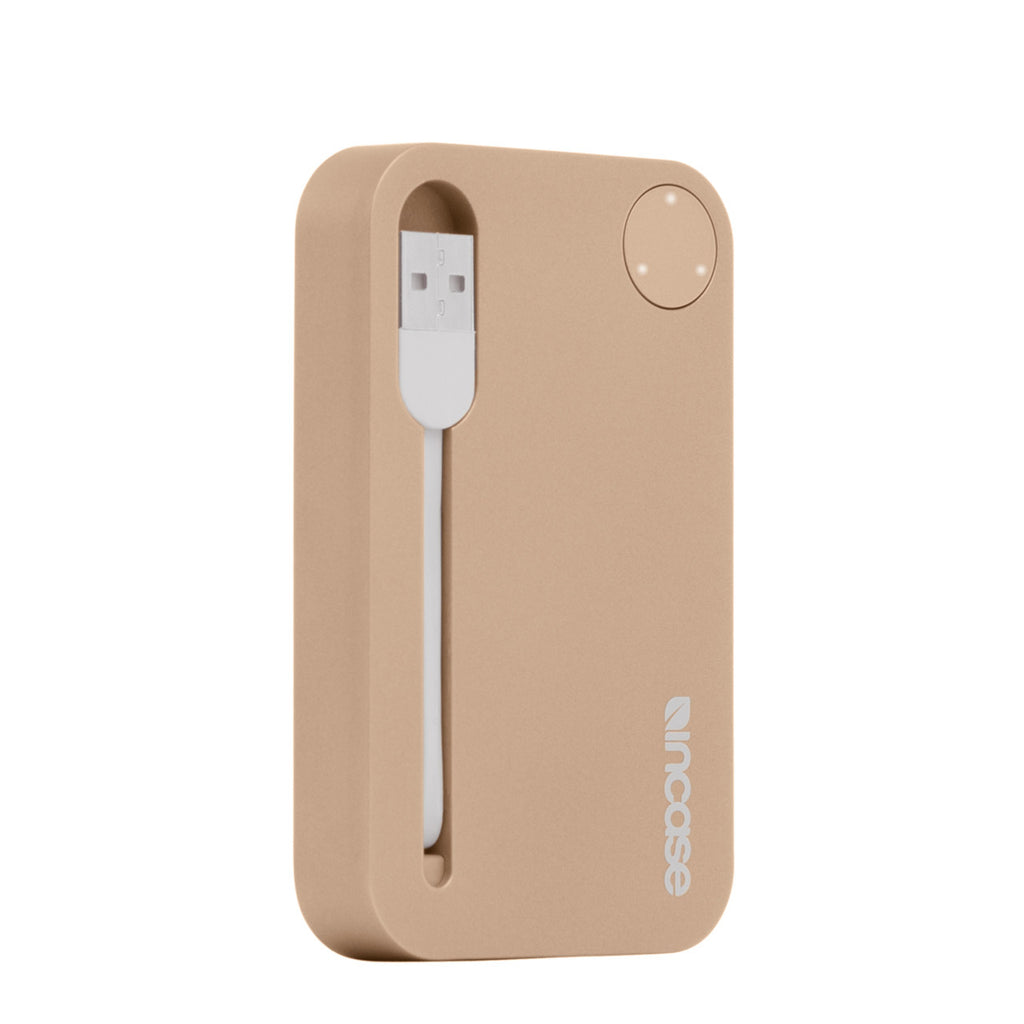 place to buy Incase Portable Power 2500mAH Battery - Gold Colour Australia Stock