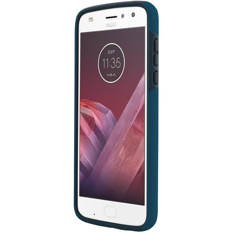 Shop Australia stock Incipio Dualpro Dual-Layer Protective Case For Moto Z2 Play - Navy with free shipping online. Shop Incipio collections with afterpay Australia Stock