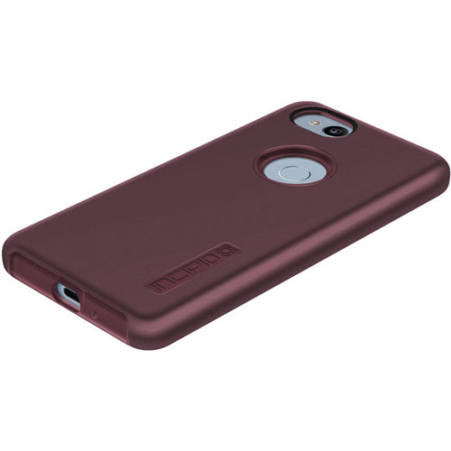 Shop Australia stock INCIPIO DUALPRO PROTECTIVE CASE FOR GOOGLE PIXEL 2 - MERLOT with free shipping online. Shop Incipio collections with afterpay Australia Stock
