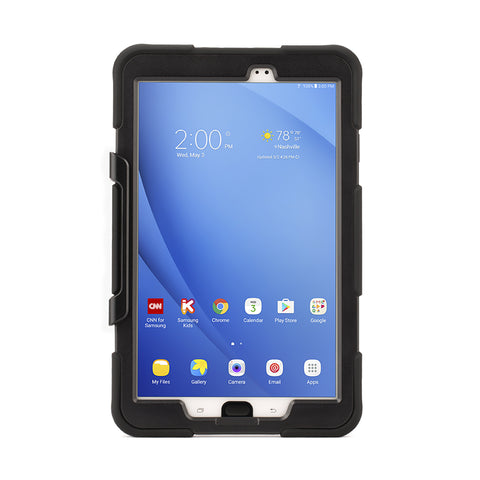 GRIFFIN SURVIVOR ALL-TERRAIN RUGGED CASE  FOR GALAXY TAB A 10.1 - BLACK