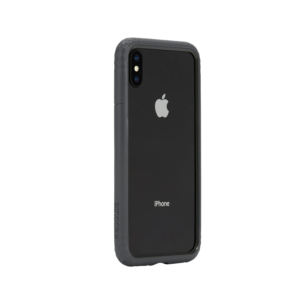 The one and only authorized best distributor and trusted official online place to shop and buy Incase Frame Bumper Case For Iphone X - Gunmetal Grey. Free express shipping Australia wide on Syntricate. Australia Stock
