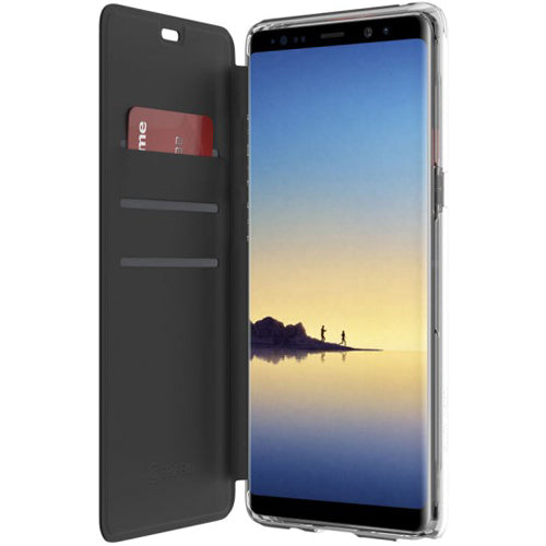 Shop Australia stock GRIFFIN SURVIVOR CLEAR CARD FOLIO WALLET CASE FOR GALAXY NOTE 8 - BLACK with free shipping online. Shop Griffin collections with afterpay Australia Stock