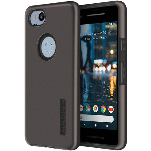store to buy from trusted online store for incipio dualpro protective case for google pixel 2 - gunmetal. Free express shipping australia wide.