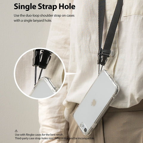 Shop Australia stock RINGKE Shoulder Strap For Phone Cases /Camera - Black with free shipping online. Shop Ringke collections with afterpay