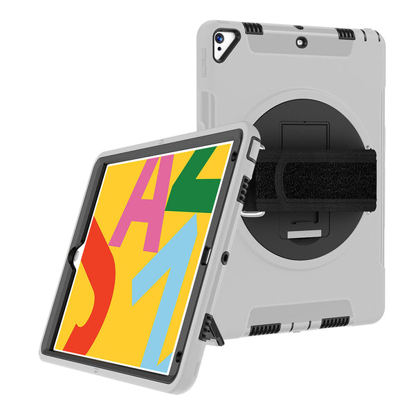 ipad 10.2 inch rugged case with handstrap. buy online with free shipping australia wide