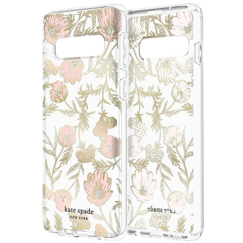 samsung galaxy s10 plus flower case from kate spade new york