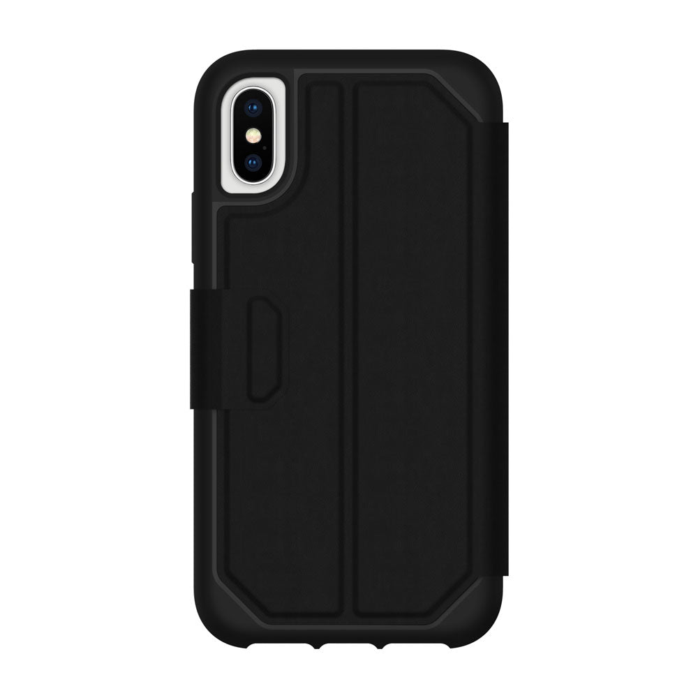 Shop Australia stock GRIFFIN SURVIVOR STRONG WALLET CARD FOLIO CASE FOR IPHONE XS MAX - BLACK with free shipping online. Shop GRIFFIN collections with afterpay Australia Stock