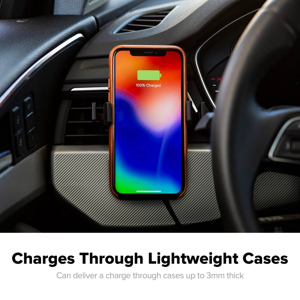 Shop Australia stock Mophie Charge Stream Wireless Vent Mount Charging For Qi Enabled Devices with free shipping online. Shop Mophie collections with afterpay Australia Stock
