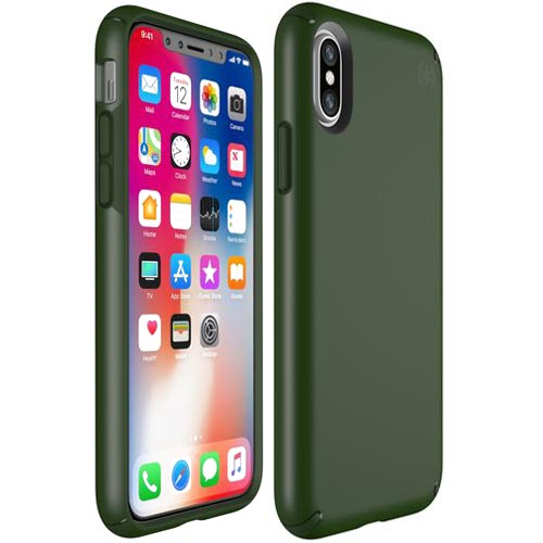 buy genuine and original Speck Presidio Impactium Case For Iphone X - Dusty Green from authorized and official distributor free shipping australia wide