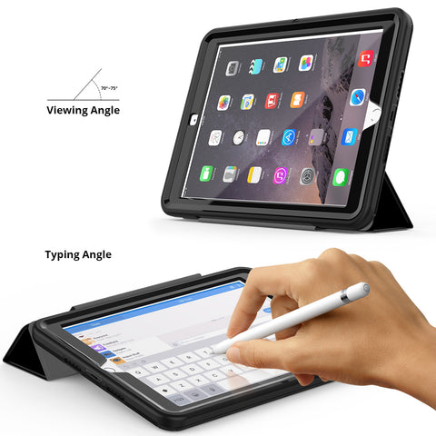Shop Australia stock FLEXII GRAVITY Rugged Smart Cover Case for iPAD 9.7-INCH (6TH/5TH GEN) - Black with free shipping online. Shop FlexiiGravity collections with afterpay