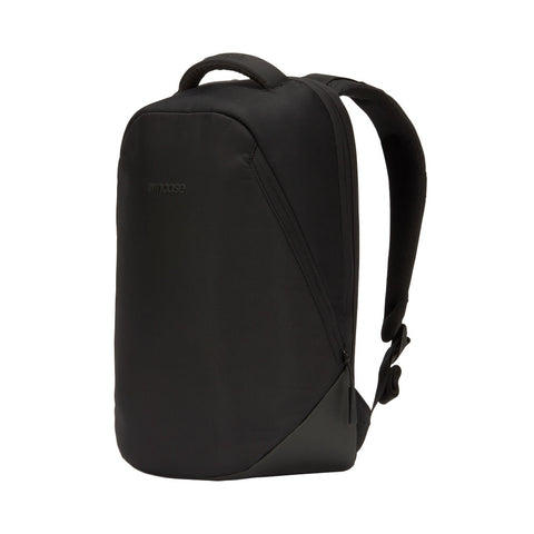 black backpack incase for macbook or notebook