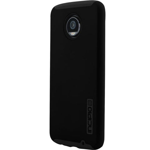 Incipio Dualpro Dual-Layer Protective Case For Moto Z2 Play - Black