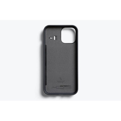 "Buy New iPhone 12 Pro/12 (6.1"") 3 Card Leather Case From BELLROY - Racing Green Online local Australia stock."
