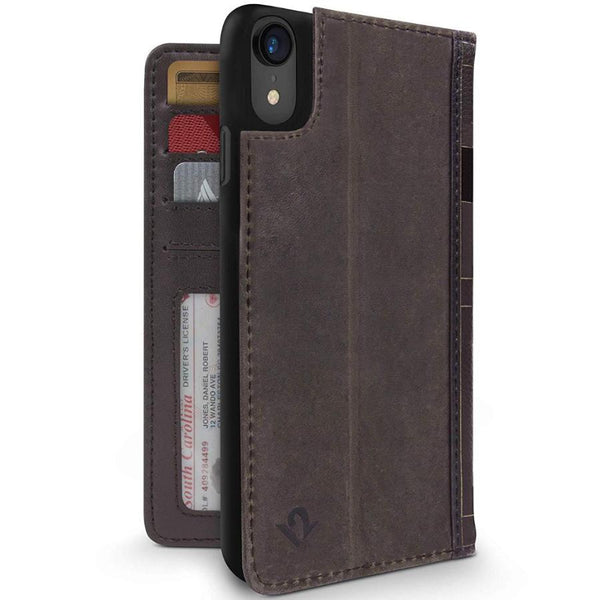 brown leather case for iphone xr. buy online genuine local stocks australia with afterpay payment