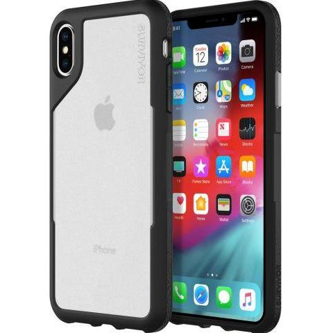 Get the latest stock SURVIVOR ENDURANCE CASE FOR IPHONE XS/X - BLACK/GRAY COLOUR From GRIFFIN free shipping & afterpay.