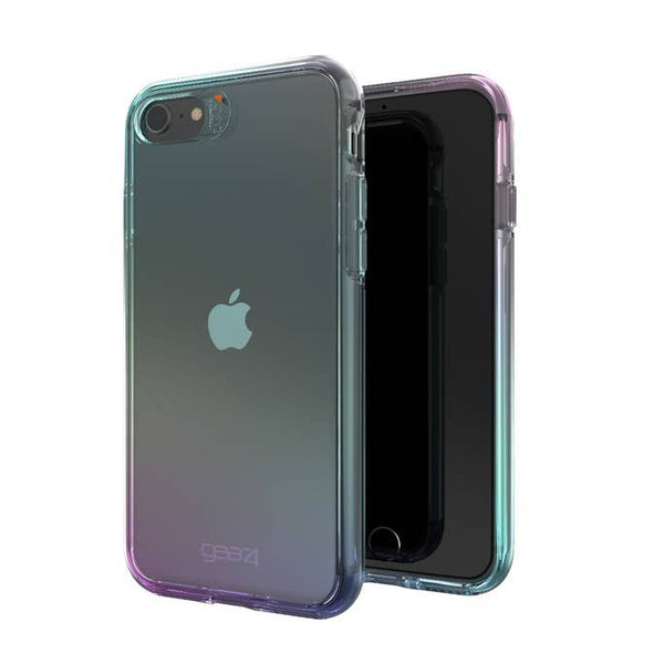 order now iridescent rugged case for iphone se 2nd/8/7 with free express shipping australia wide