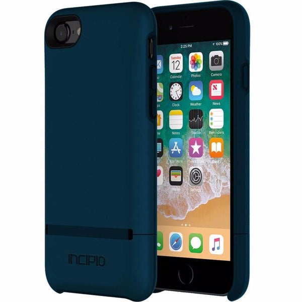 store place to buy from trusted online seller for Incipio Stashback Dockable Credit Card Case For Iphone 8/7 -Navy. Authorized and official distributor offer free shipping Australia wide.