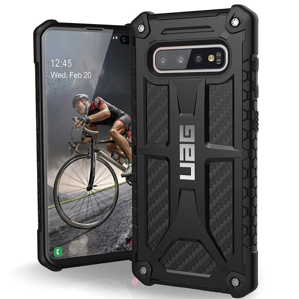 Shop Australia stock UAG MONARCH HANDCRAFTED RUGGED CASE FOR GALAXY S10 (6.1-INCH) - CARBON FIBER with free shipping online. Shop UAG collections with afterpay Australia Stock