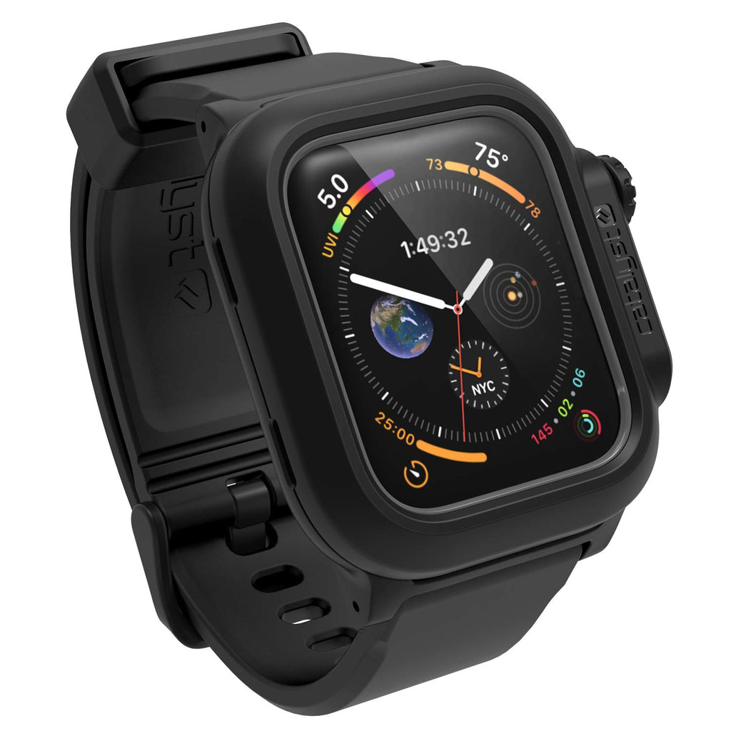 Shop Australia stock CATALYST WATERPROOF CASE FOR APPLE WATCH SERIES 4 (44MM) - BLACK with free shipping online. Shop Catalyst collections with afterpay Australia Stock
