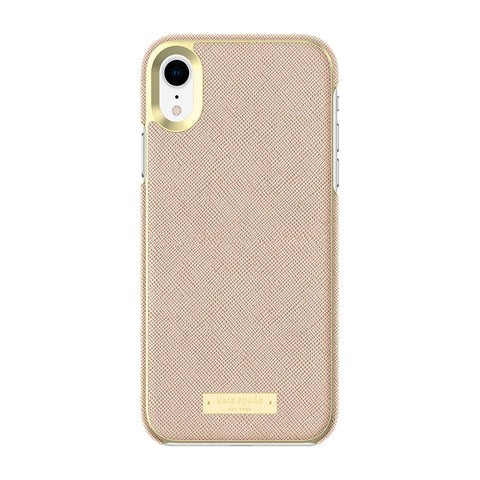 gold case with compatible wireless charging compatible for iphone xr. shop online and get afterpay payment and free shipping