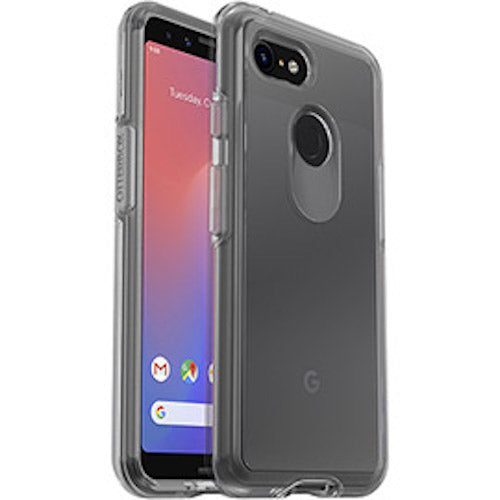 new product bf0c9 dde50 OTTERBOX SYMMETRY CLEAR SLIM CASE FOR GOOGLE PIXEL 3 - CLEAR