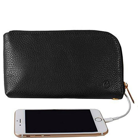 Shop Australia stock Chic Buds Clutchette Power Portable Charger Charging Purse for Universal - Black with free shipping online. Shop Chic Buds collections with afterpay