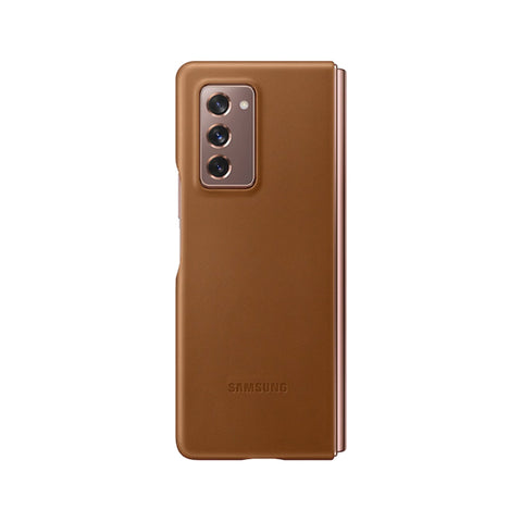 place to buy online with free express shipping samsung leather cover protective case for samsung z fold 2 australia
