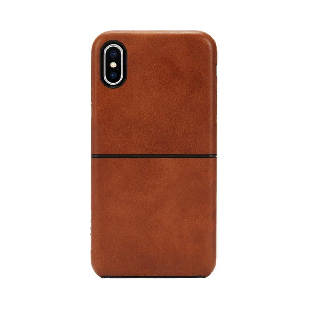 Best place to buy Incase Leather Textured Snap Case For Apple Iphone X Devices Australia Stock