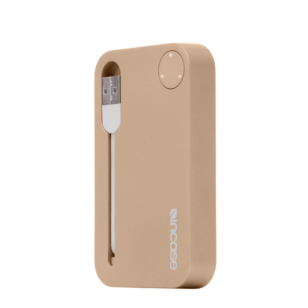 where to buy Incase Portable Power 2500mAH Battery - Gold Colour Australia Stock