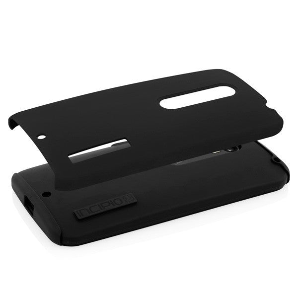 Trusted online store of Incipio DualPro case for Moto X Style/Moto X Pure Edition - Black | Free Express Shipping Australia Wide on Syntricate. Australia Stock